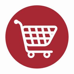 shoppyng cart market buying vector illustration eps 10