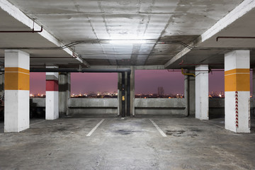 Old Parking Garage