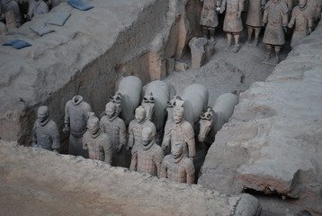 China Terracotta Army
