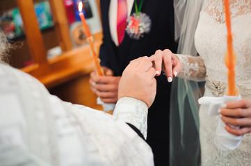 Wedding details - wedding rings