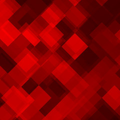 Abstract colorful background from squares. Vector design