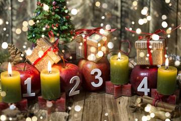 weihnachtszeit advent