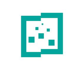 Square Particulate Icon