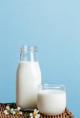 Retro milk