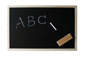 alphabet a b c