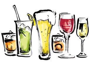 アルコール集合