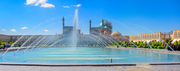 Imam Square in Isfahan