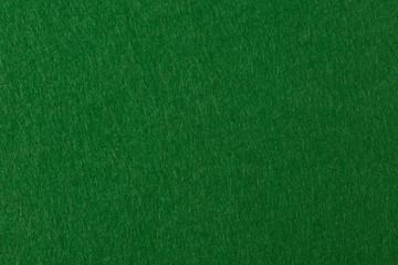 Green felt texture for poker an casino theme.