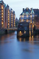 Hafencity und Speicherstadt Hamburg