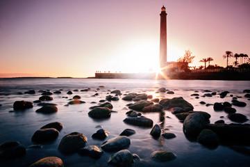 Lighthouse in Maspalomas - Gran Canaria