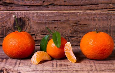Clementine biologiche