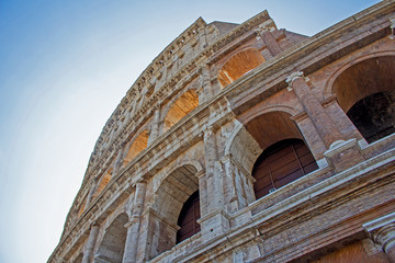 Roma Colesseo I - Rom Colosseum I