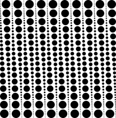 Repeating Dots Pattern