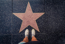 Star on Walk of Fame, Hollywood