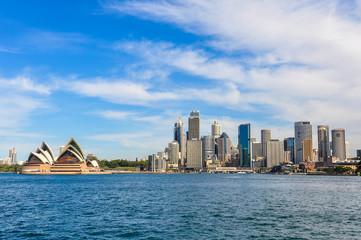 Wall Mural - Opera House and CBD from Kirribilli in Sydney, Australia
