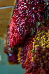 Dried chilly at marketplace