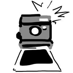 Instant Camera Flash