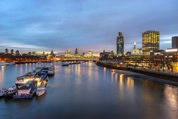 Wall Mural - London Skyline England UK Europe