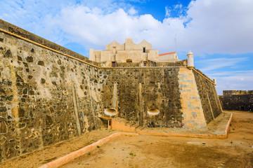 Photo sur Plexiglas Fortification Fort of Graca. Elvas. Alentejo Region. Portugal