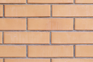 red bricks stacked in rows