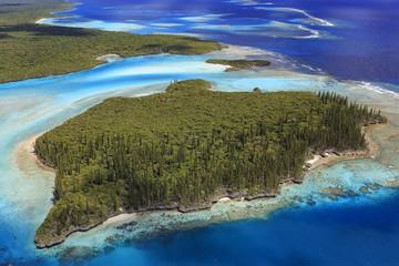 Ile des Pins, île Kônubutr