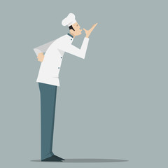 Italian Chef Kiss.