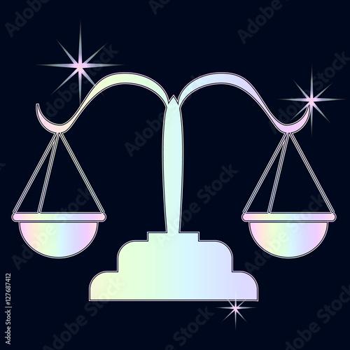 знак гороскопа весы месяц