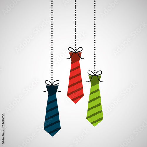 """""""celebration happy fathers day tie hanging decoration ..."""