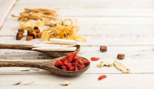 Goji berry and chinese medicine