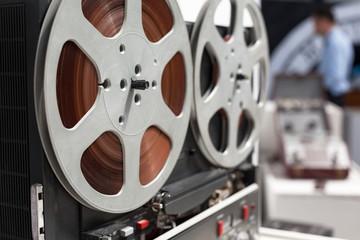 Tape recorder - fototapety na wymiar