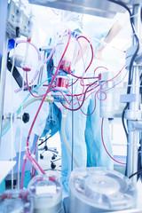 cardiopulmonary bypass in cardiac surgery