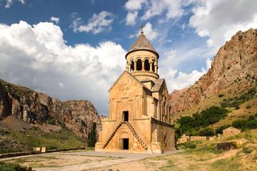 Church of Holy Virgin in Armenia