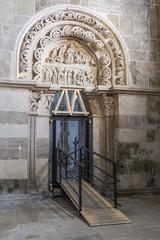 La Basilique of Sainte Madeleine de Vezelay
