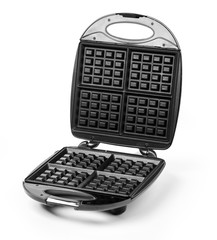 Open waffle iron
