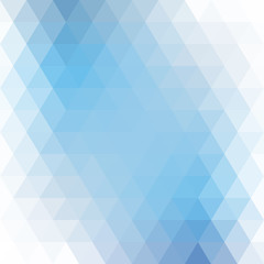 Abstract background of the triangles.