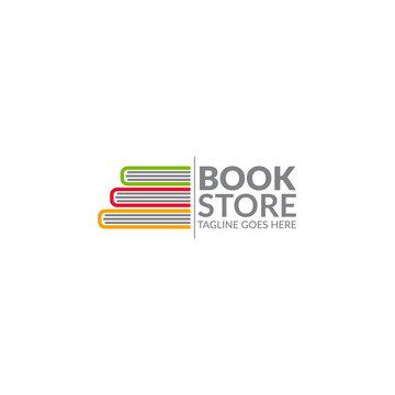 book education concept logo icon