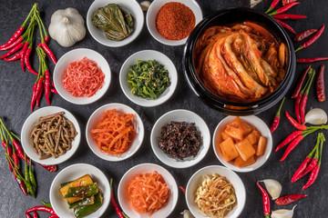 ポピュラーなキムチセット Delicious general kimchi