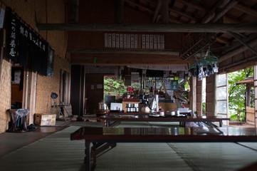 参道の茶屋