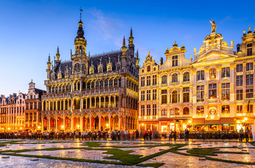 Bruxelles, Belgium - Grand Place