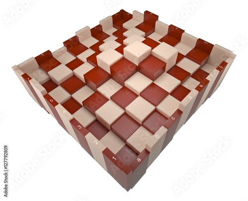 free illustration chessboard render - photo #25