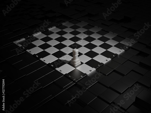 free illustration chessboard render - photo #18