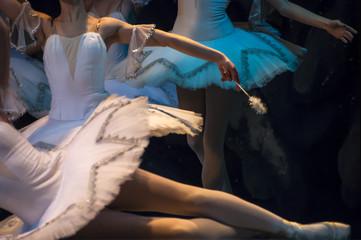 expressive ballet photo