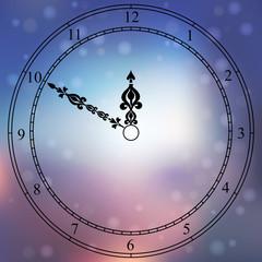 antique clock fac