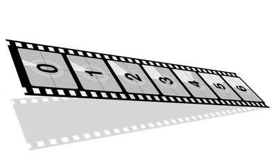 reel film counter