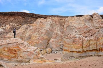 Landscape in Atacama Chile