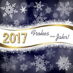 2017. Frohes Neues Jahr  (bn)