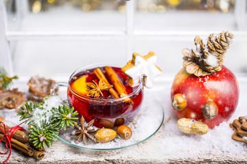 Weihnachten Punsch