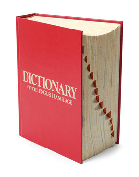 Dictionary on End