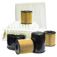 Filters for cars