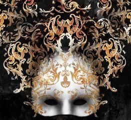 Venetian Baroque Mask